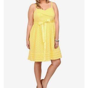 torrid Dresses & Skirts - 🌼TORRID🌼BRIGHT YELLOW SUNDRESS🌼