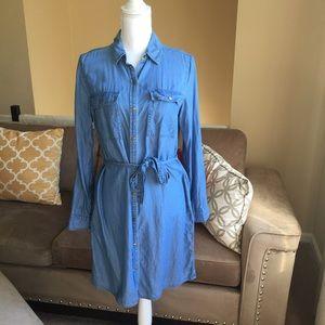 Michael Kors Dresses & Skirts - 🔥HOTT Michael Kors T-Shirt Dress- Blue