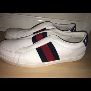 Gucci Other - Gucci men's sneakers 100% authentic size 8