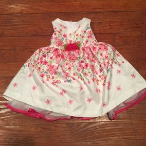 Bonnie Baby Other - Nwt Bonnie baby spring dress with diaper cover