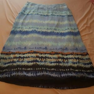 Cato Dresses & Skirts - Blue Maxi Skirt