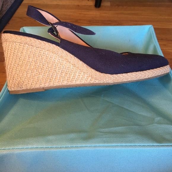 8983e76ddd4 Dune London Shoes - Dune London Karley Espadrille Wedge Sandals. 8M