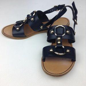 J. Crew Shoes - J. Crew Equestrian Slingback Sandals