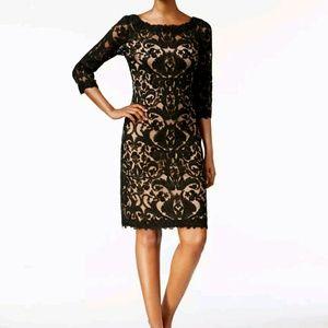 Tadashi Shoji Dresses & Skirts - Tadashi Shoji Embroidered Dress