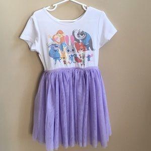 Disney Other - Disney Zootopia Dress 4T