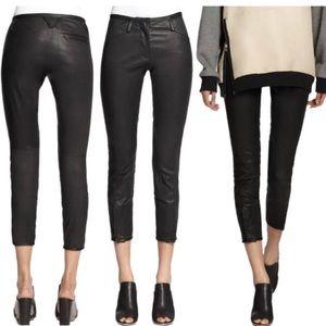 3.1 Phillip Lim Pants - 3.1 Phillip Lim 100% leather Jodhpur pants sz 2