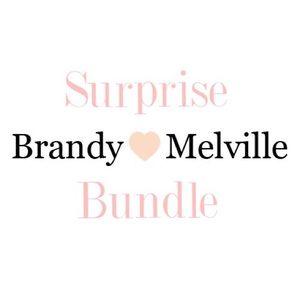 Brandy Melville Tops - Brandy Melville Mystery Surprise Bundle