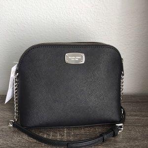 KORS Michael Kors Handbags - Michael Kors Cindy Dome Crossbody