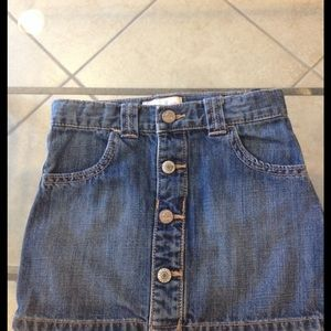 Old Navy Other - Size 4T Old Navy Jean skirt good conditioning