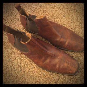 Banana Republic Other - Men's Banana Republic slip on dress shoes size 9.5