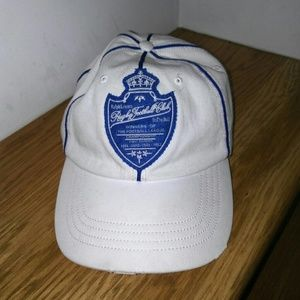Rugby Polo  Other - Polo Rugby Crest cap NWT white blue