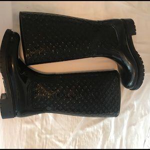 Louis Vuitton Shoes - Louis Vuitton rain boots size 40