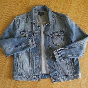 Lucky Brand Jackets & Blazers - NWOT Lucky Brand Denim Jacket size Med