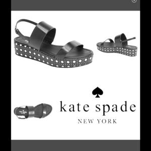 Kate Spade platform sandals 6.5