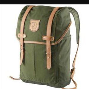 Fjallraven Handbags - Black Fjallraven backpack