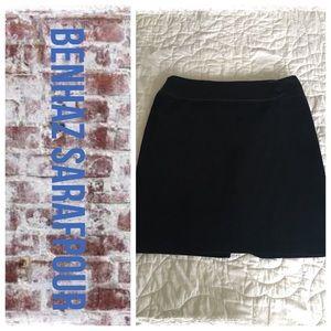 Behnaz Sarafpour Dresses & Skirts - Behnaz Sapafpour for Target blk velvet skirt