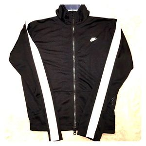 Nike Nylon Warmup Jacket