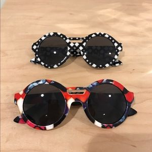 Peter Pilotto for Target Accessories - Peter Pilotto for Target Mod Sunnies (pair). New!