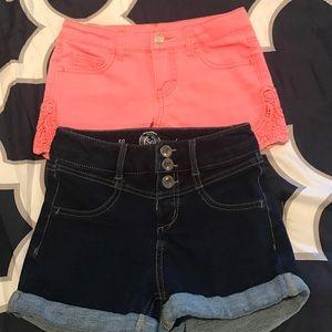 Other - Lot of girls shorts size 10/Medium