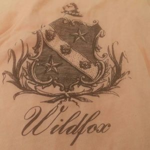 Wildfox top small