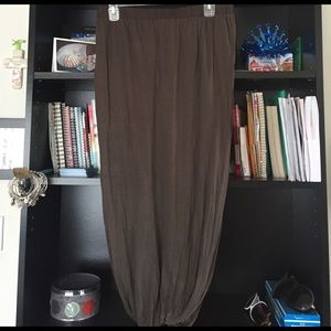 Dresses & Skirts - Cocoon Brown Skirt