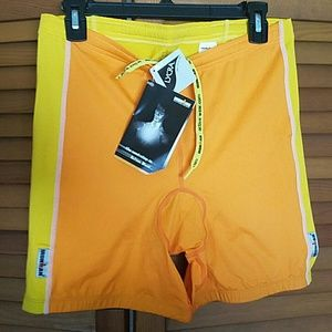 Iron Man Other - NWT Ironman Extreme Triathlon Lyra Shorts