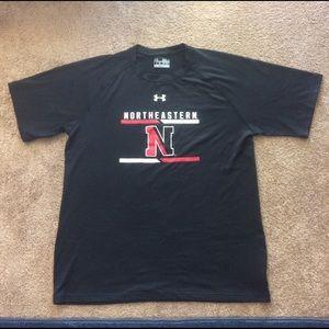 Under Armour Other - Northeastern University Under Armour T-Shirt