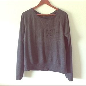Luxe Essentials Apparel Sweaters - Luxe Grey Sweater