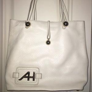 Anya Hindmarch Handbags - Anya Hindmarch leather tote bag