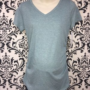 NWT Liz Lange Mint colored T-shirt Top size Small