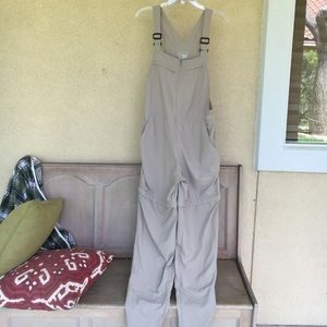 Royal Robbins Pants - PRICE DROP. Major fun! Royal Robbins overalls.