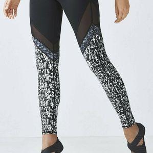 Fabletics Pants - Contrast Paneled Leggings