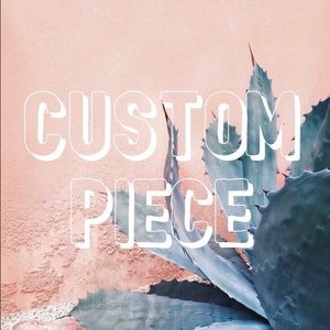 Other - Custom order @msthaaang