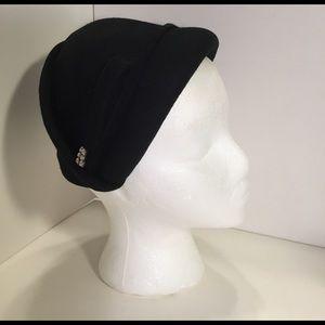 San Diego Hat Company Accessories - San Diego hat co. black wool vintage inspire hat