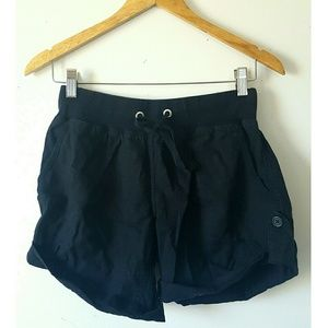 lfl Pants - Linen Black Shorts