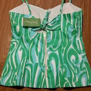 Lilly Pulitzer Tops - New Lilly Pulitzer Mccallum Top