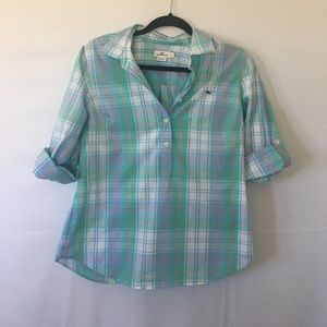 Vineyard Vines Tops - Vineyard Vine Button Down Plaid
