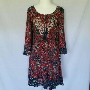 Flying Tomato Dresses & Skirts - Flying Tomato Embroidered Boho Dress