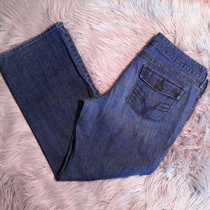 GAP Denim - GAP Curvy Fit Stretch Boot Jeans