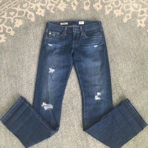AG Adriano Goldschmied Denim - AG relaxed tomboy jeans