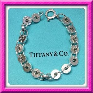 ❤️💞NEW,Authentic Disc Tiffany&Co Bracelet❤️