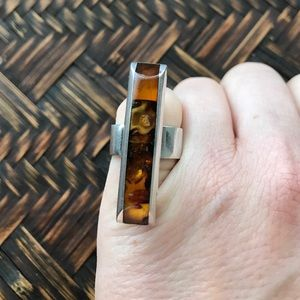 Jewelry - Beautiful Baltic Amber Ring