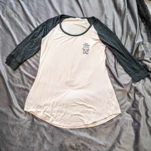 Garage Tops - NWOT Baseball Tee