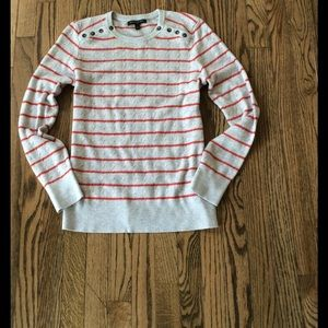 Banana Republic stripe sweater
