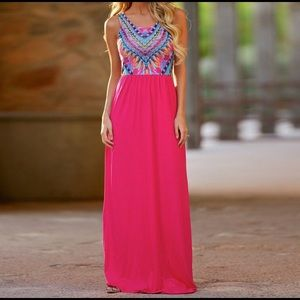 Dresses & Skirts - Coming soon Pink maxi dress