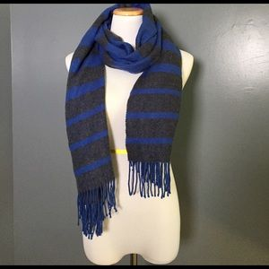 H&M Other - Striped blanket scarf