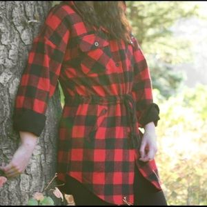 Bohme Jackets & Blazers - Plaid Jacket