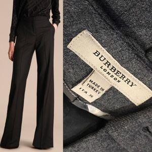 sale Genuine BURBERRY Wool Trousers