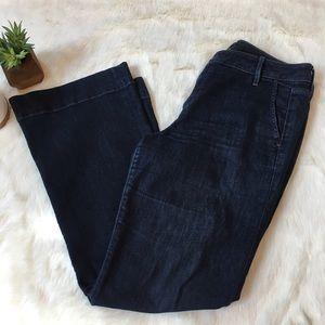 Joe's Jeans Denim - Joe's trouser style dark wash jeans