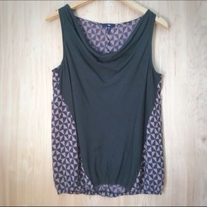 GAP // Purple and Gray Tank Top Size XS